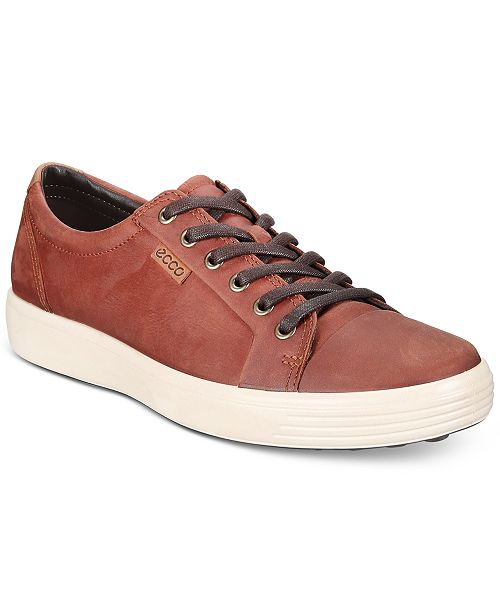 e92e3c1839e135 Ecco Men s Soft VII Sneakers   Reviews - All Men s Shoes - Men - Macy s
