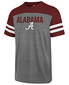 '47 Brand Men's Alabama Crimson Tide Tri-Colored T-Shirt