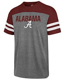 '47 Brand Men's Alabama Crimson Tide Tri-Colored T-Shirt