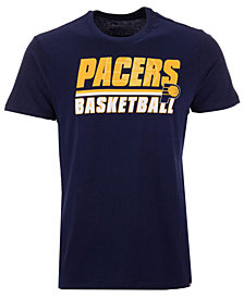 '47 Brand Men's Indiana Pacers Fade Back Super Rival T-Shirt