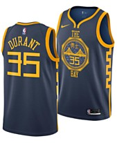 44f0f52e20f Nike Men s Kevin Durant Golden State Warriors City Swingman Jersey 2018