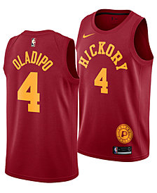 Nike Men's Victor Oladipo Indiana Pacers Hardwood Classic Swingman Jersey
