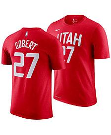 Nike Men's Rudy Robert Utah Jazz City Player T-Shirt 2018