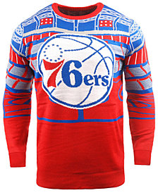 Forever Collectibles Men's Philadelphia 76ers Bluetooth Sweater