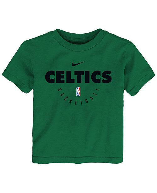 buy popular 107f0 79075 Boston Celtics Elite Practice T-Shirt 2018, Little Boys (4-7)
