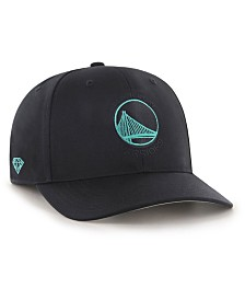'47 Brand Golden State Warriors Diamond Blue MVP DP Cap