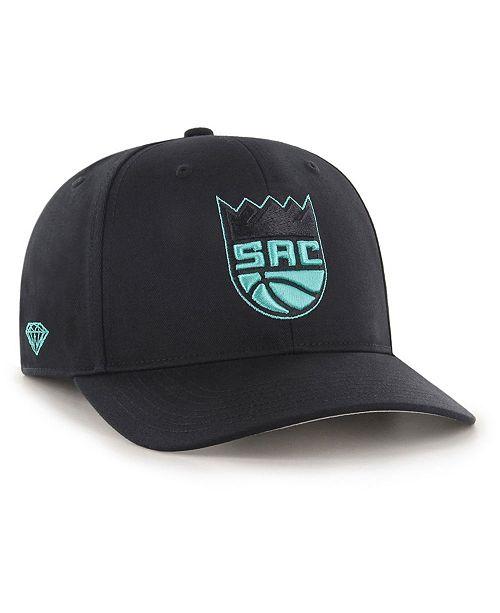 promo code 6de45 5c681 ...  47 Brand Sacramento Kings Diamond Blue MVP DP Cap    ...
