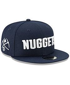 New Era Denver Nuggets City Series 2.0 9FIFTY Snapback Cap