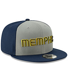 New Era Memphis Grizzlies City Series 2.0 9FIFTY Snapback Cap