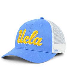 Zephyr UCLA Bruins Big Rig Mesh Snapback Cap