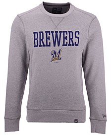 Men's Milwaukee Brewers Premium Crew Sweatshirt