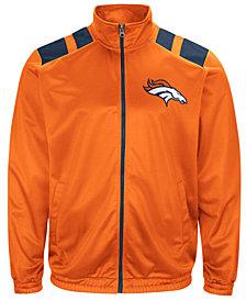 G-III Sports Men's Denver Broncos Trips Player Lightweight Jacket