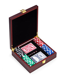 100 Chip Poker Set
