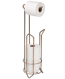 Bath Bliss Toilet Paper Holder and Dispenser