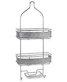 Bath Bliss Shower Caddy in Pave Diamond Design