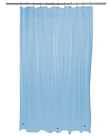 Bath Bliss Heavy Grommet Shower Liner