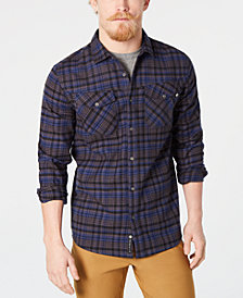 Hi-Tec  Men's Adirondack Stretch Flannel Shirt