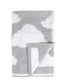 Tadpoles Ultra-Soft Chenille Knit Baby Blanket
