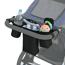 J.L. Childress Cups N Cool Deluxe Stroller Console