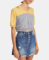 79f69254a0d9f Free People Women's Clothing Sale & Clearance 2019 - Macy's