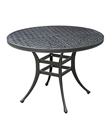 Gamilt Patio Round Bistro Table