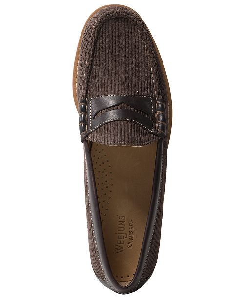 c1c0149036f Bass by Ron Bass Men s Larson Corduroy Loafers   Reviews - All Men s ...