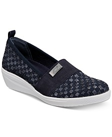 Anne Klein Yourock Wedge Sneakers