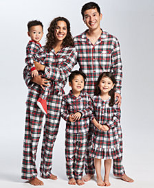 Matching Family Pajamas Mix and Match, Created for Macy's