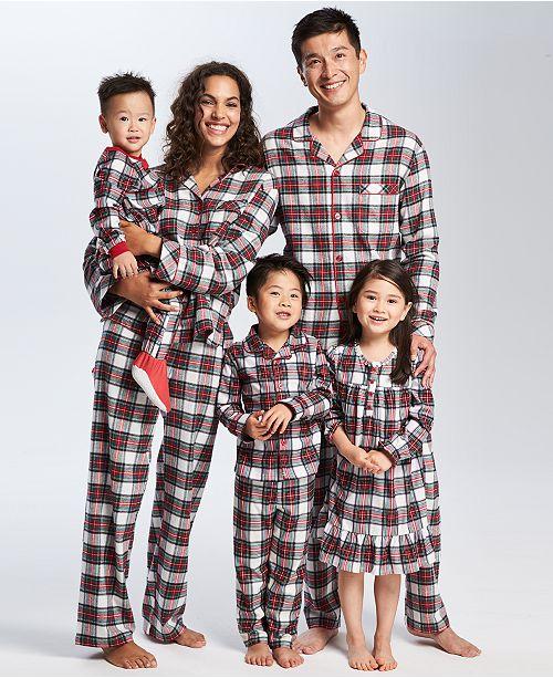 Family Pajamas Matching Mix and Match 37a1550b8