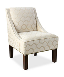 Anastasia Arm Chair, Quick Ship