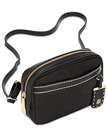 Tommy Hilfiger Julia Convertible Nylon Belt Bag