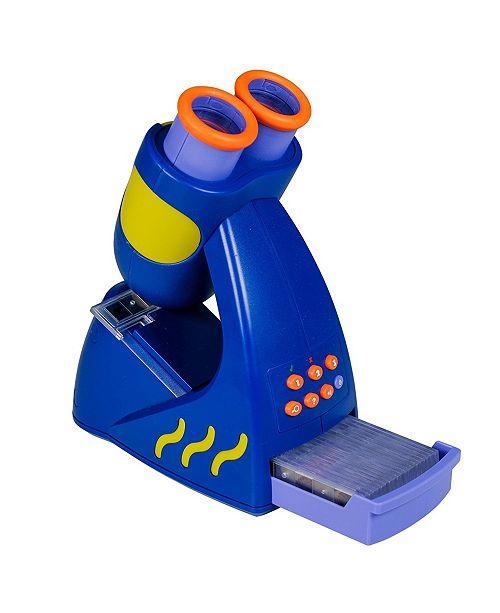 Educational Insights Geosafari Jr Talking Microscope-Featuring Bindi Irwin-For Preschoolers