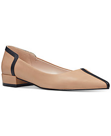 Nine West Fautif Tailored Flats