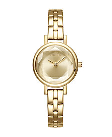 RumbaTime Venice Gem Gold Bracelet Women's Watch