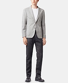 BOSS Men's Slim Fit Jacket