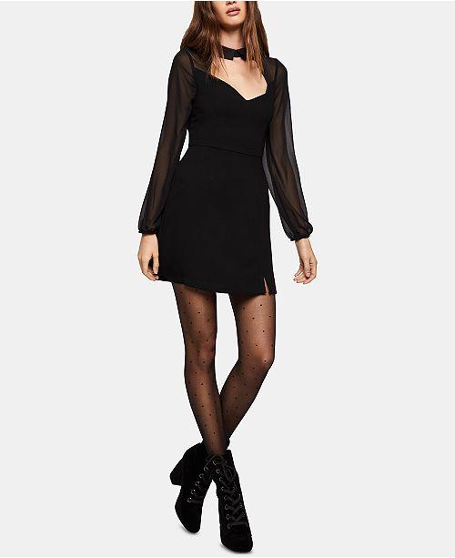 397722b9c05 BCBGeneration Cutout A-Line Dress   Reviews - BCBGeneration ...