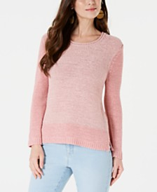 Style & Co Knit Sweater, Created for Macy's