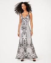fa3a9b7c1 Sequin Hearts Juniors' Sequin Mermaid Gown, Created for Macy's