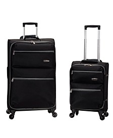 Gravity 2-Pc. Softside Luggage Set