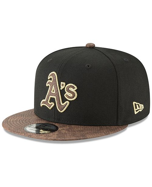 premium selection addff 4af25 ... canada new era. oakland athletics gold snake 9fifty snapback cap. be  the first to