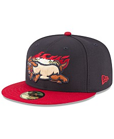 New Era Pawtucket Red Sox AC 59FIFTY-FITTED Cap