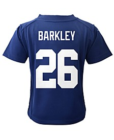 Saquon Barkley New York Giants Game Jersey, Toddler Boys (2T-4T)