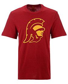 New Agenda Men's USC Trojans Big Logo T-Shirt