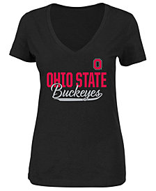 Profile Women's Plus Ohio State Buckeyes Essential T-Shirt