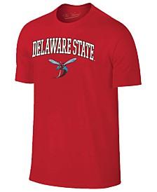 Retro Brand Men's Delaware State Hornets Midsize T-Shirt