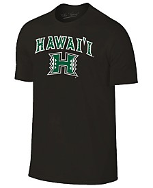 Retro Brand Men's Hawaii Warriors Midsize T-Shirt