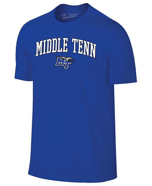 Retro Brand Men's Middle Tennessee State Blue Raiders Midsize T-Shirt