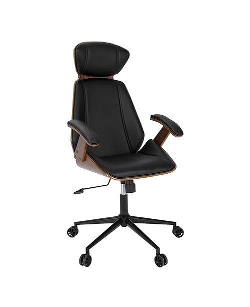 Lumisource Spectre Adjustable Office Chair
