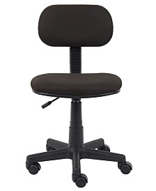 Boss Office Products Executive Top Grain Chair with Knee Tilt
