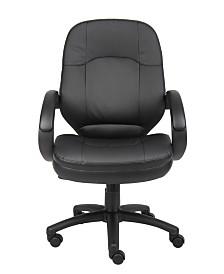 Boss Office Products Modern Ergonomic Office Chair